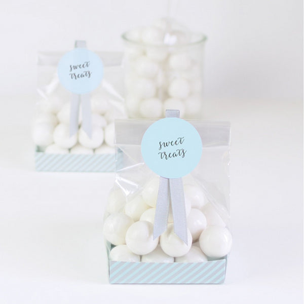 POWDER BLUE TREAT BAGS<br>(12 pack)