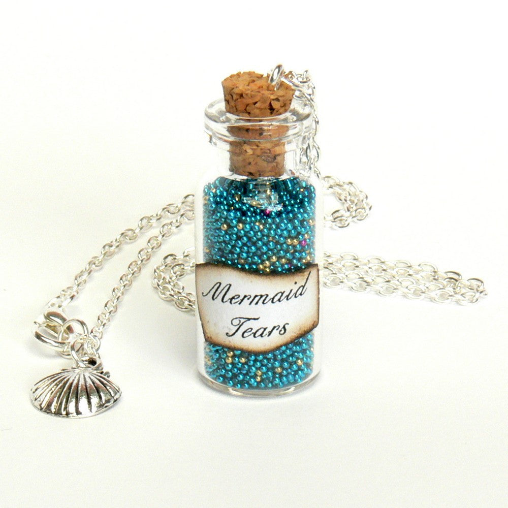 MERMAID TEARS MAGICAL NECKLACE