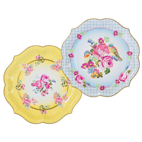 TRULY SCRUMPTIOUS SERVING PLATES (4 pack)