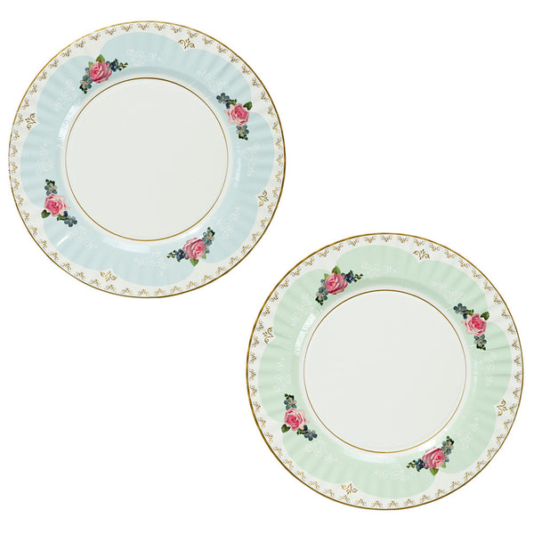 TRULY SCRUMPTIOUS<BR> LARGE PLATES (8 pack)