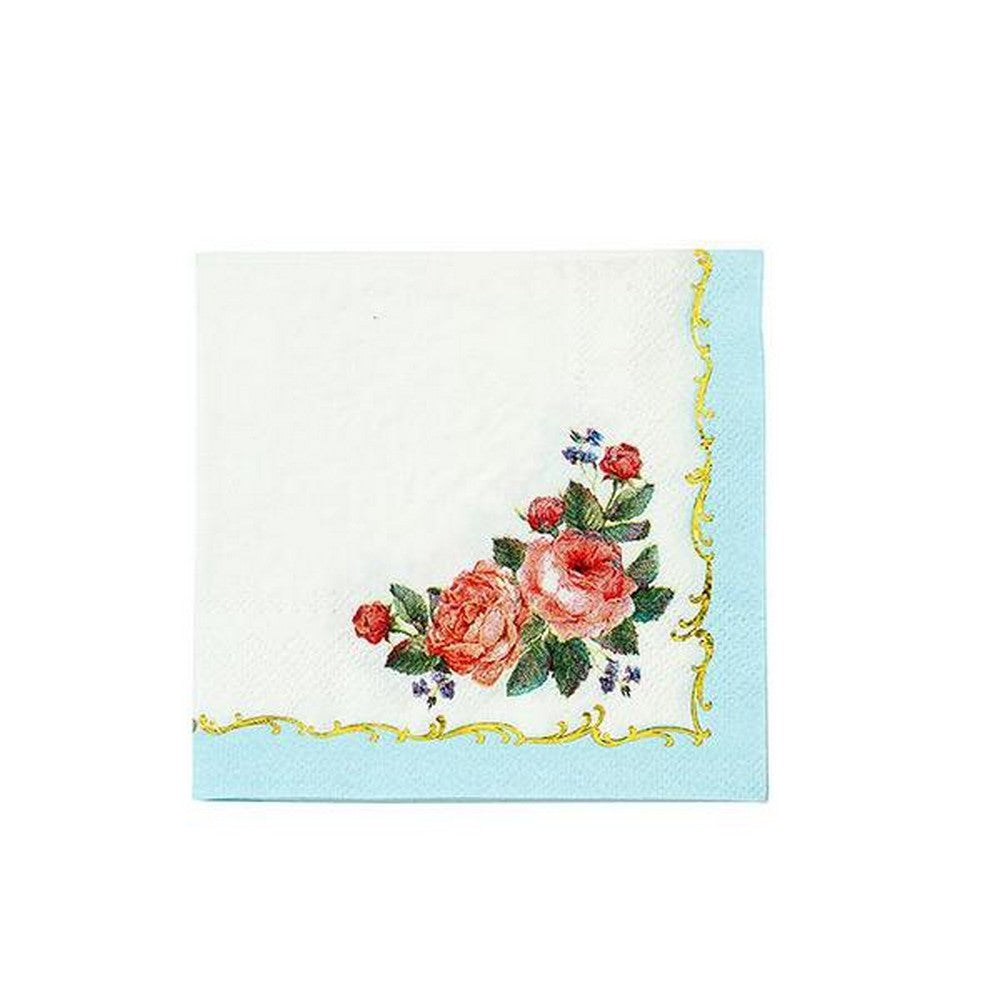 TRULY CHINTZ<BR>COCKTAIL NAPKINS (16 pack)
