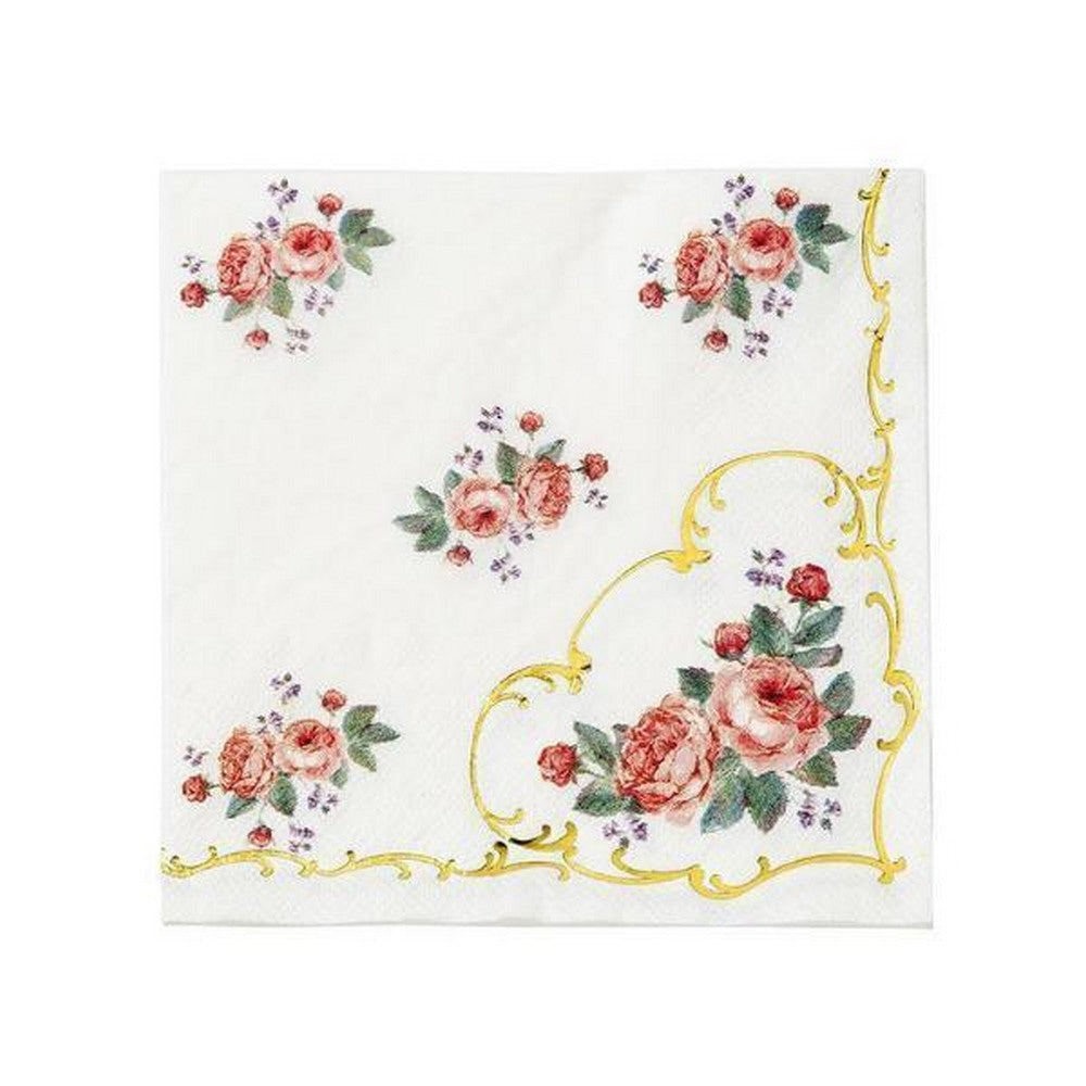 TRULY CHINTZ<BR>NAPKINS (16 pack)
