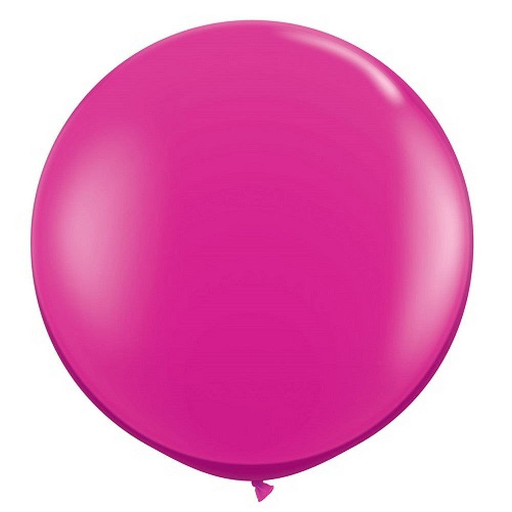 WILDBERRY GIANT BALLOONS 90CM (2 pack)