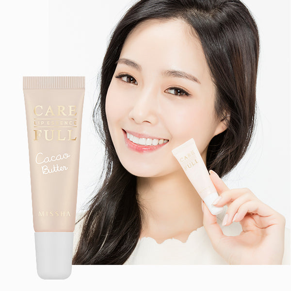 MISSHA Care-Full Lip Essence [Cacao Butter]