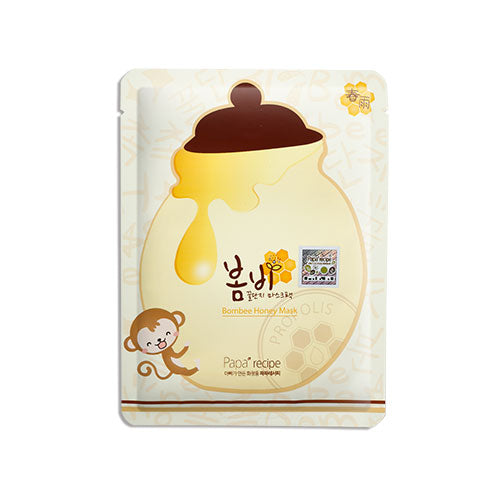 Papa Recipe Bombee Honey Mask Pack 1use