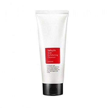 CORSX Salicylic Acid Exfoliating Cleanser - 150ml