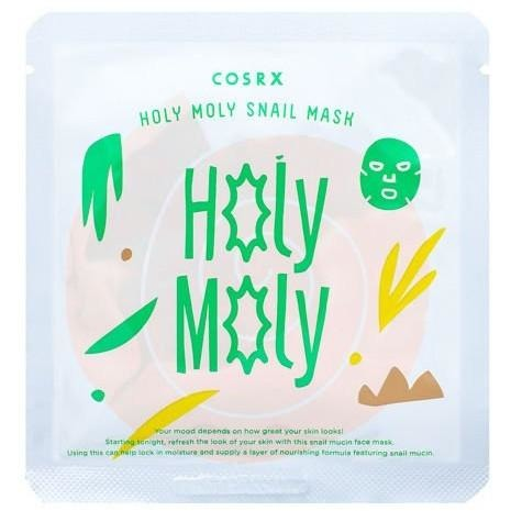 COSRX Holy Moly Snail Mask (21ml)