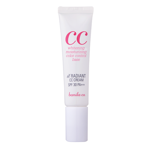 CC Whitening Moisturizing Color Control Base (30ml) – It Radiant CC Cream