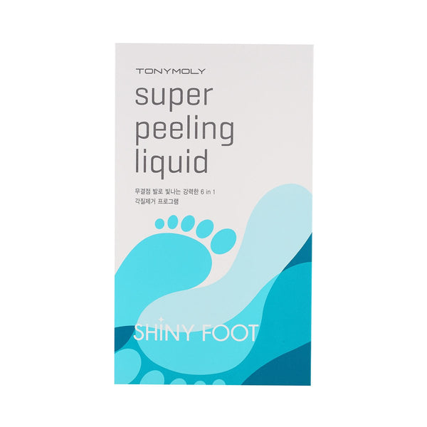 TONYMOLY Shiny Foot, Super Peeling Liquid Single Use