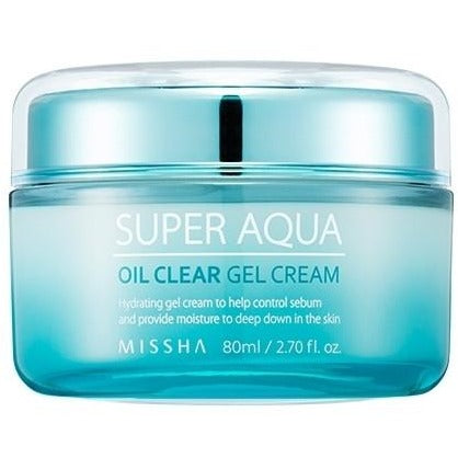 MISSHA Super Aqua Oil Clear Gel Cream
