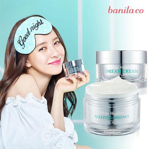 BANILA CO White Wedding Sleeping Essence - 100ml