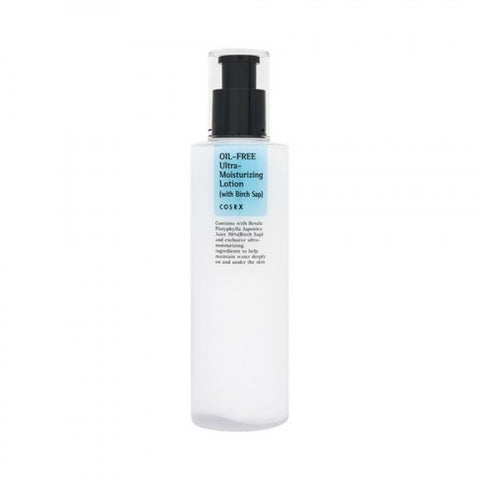 COSRX Oil-Free Ultra-Moisturizing Lotion (with Birch Sap) - 100ml