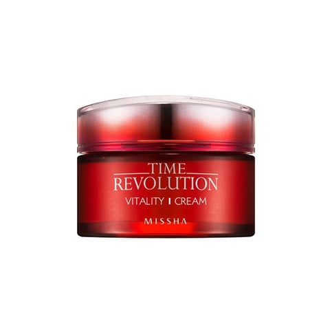 Missha Time Revolution Vitality Cream 50ml