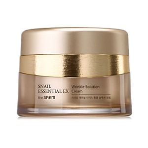 The Saem Snail Essential EX Wrinkle Solution Cream 60ml