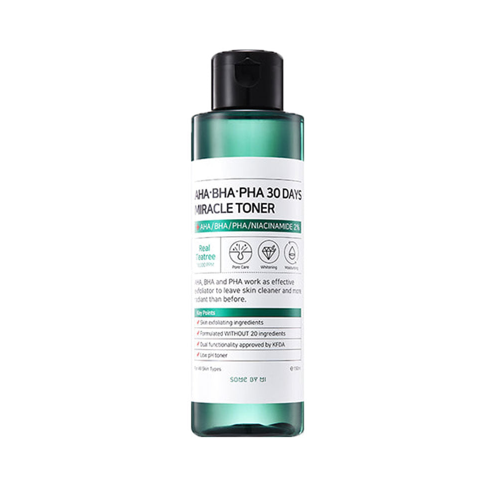 SOME BY MI - AHA, BHA, PHA 30 Days Miracle Toner 150ml