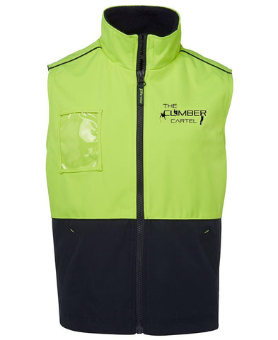 Soft Shell (warm) Vest