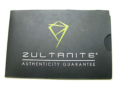 1.98 Ct RARE Zultanite Natural Color-Change Loose Gem 20.5x4.5mm Cert Auth 219