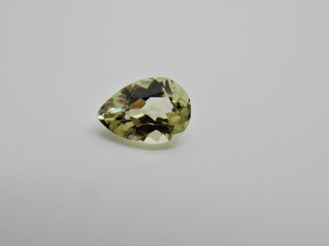 SOLD OUT RARE Zultanite Natural Color-Change Loose Gem 7.5x5.5mm 1.01 Ct. Cert Auth B021