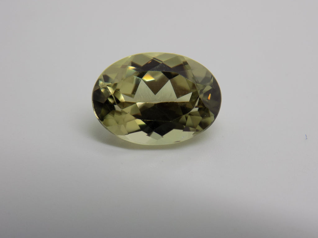 3.43 Ct Zultanite Color-change Loose Gemstone 11x8mm Oval Cut Cert of Auth C006