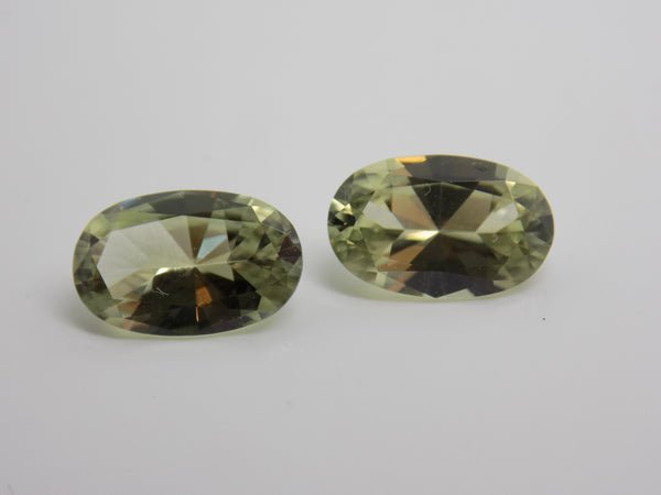 2.16 Ct. Zultanite Loose Gemstone (Diaspore) 11x7mm Precision Oval Brilliant Cut Cert of Auth E015a