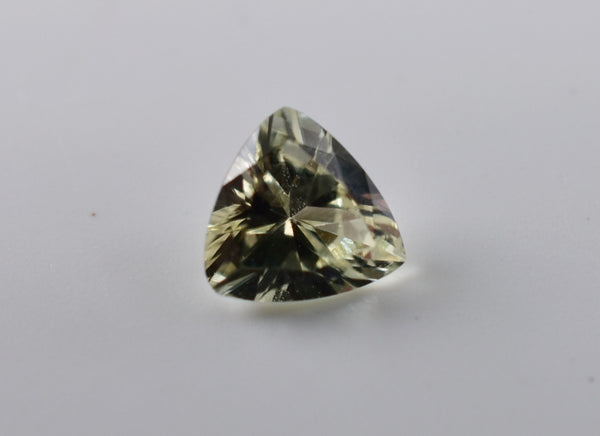 0.37 Ct. Natural Zultanite Loose Gem Gemstone - 4.8mm Brilliant Trilliant Cut w Cert of Authorization #F010