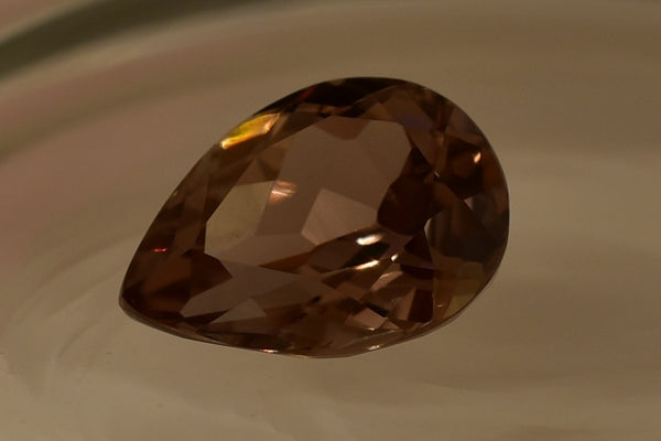 RARE Zultanite Natural Color-Change Loose Gem 4.45 Ct. Cert of Auth 244 - 12x9mm
