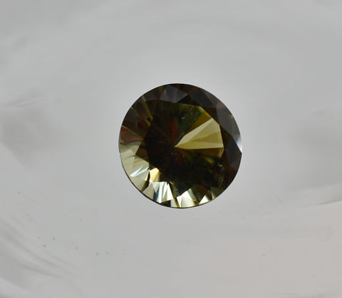SOLD OUT 0.99 ct Natural Zultanite Loose Gemstones .65 Ct 2017 New Cutting w Cert of Authorization E019