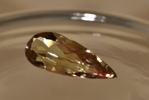 3.25 Ct. RARE Zultanite Natural Color-Change Loose Gem 17.5x6.5mm Cert Auth 231