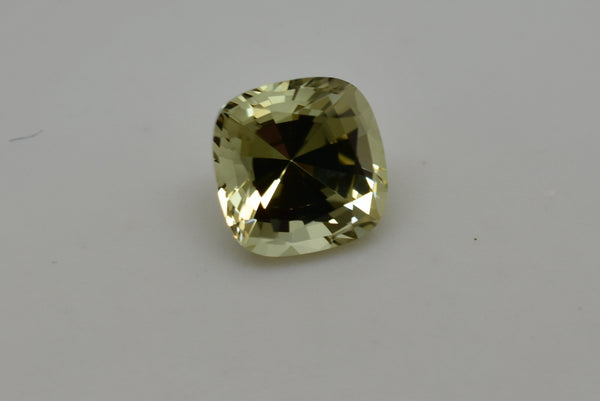 Zultanite (1) 1.11 ct Natural Loose Gem 6mm Cushion Cut Cert of Auth G009