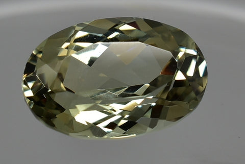 4.85 Ct. Natural Zultanite® Loose Gem Gemstone - 12.5x8.5mm Oval Cut W Cert Of Authenticity #204