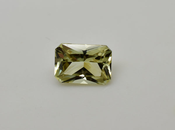 1.04 ct Zultanite Natural Loose Gem 7x5mm Emerald Cut Cert of Auth G015 -6 available