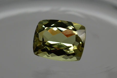 RESERVED 4.43 Ct. Natural Zultanite® Loose Gem Gemstone - 10.5x8.5mm Antique Cut W Cert Of Authenticity #135