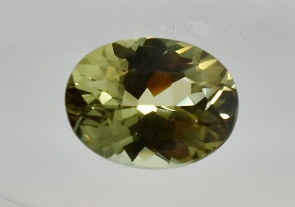 SOLD 4.58 Ct Zultanite Color-change Loose Gemstone 12x9mm Oval Cut Cert of Auth C007
