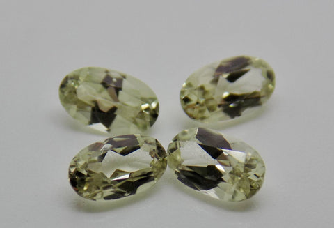 0.21 Ct Natural Zultanite Loose Gem Gemstone - 5x3mm Oval Cut W Cert Of Auth #b010 - 14 Available