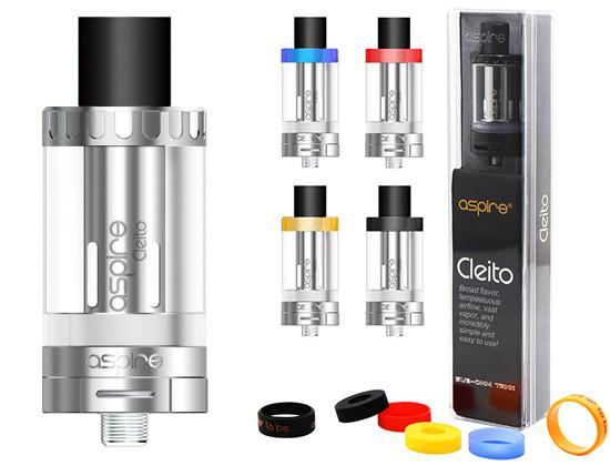 Aspire Cleito Tank- 3.5 ml - Happy-Times