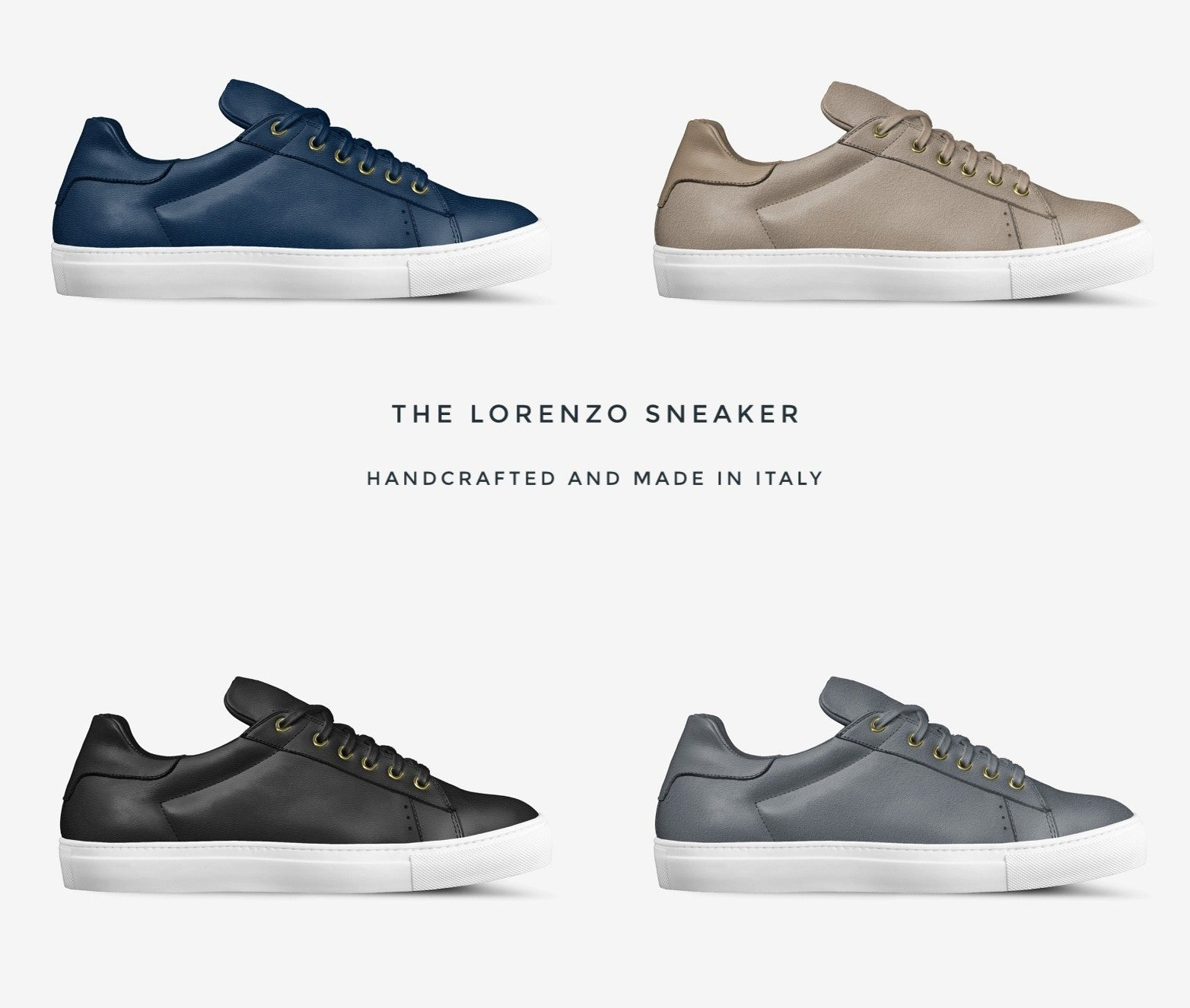 The Lorenzo: Every Sneaker Head's favorite pair of kicks for Summer