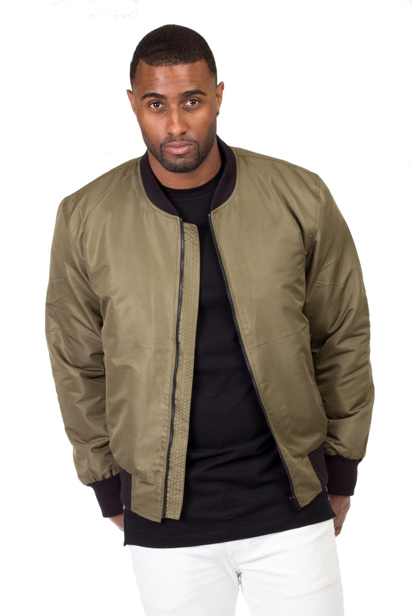 """MAVERICK"" BOMBER JACKET"
