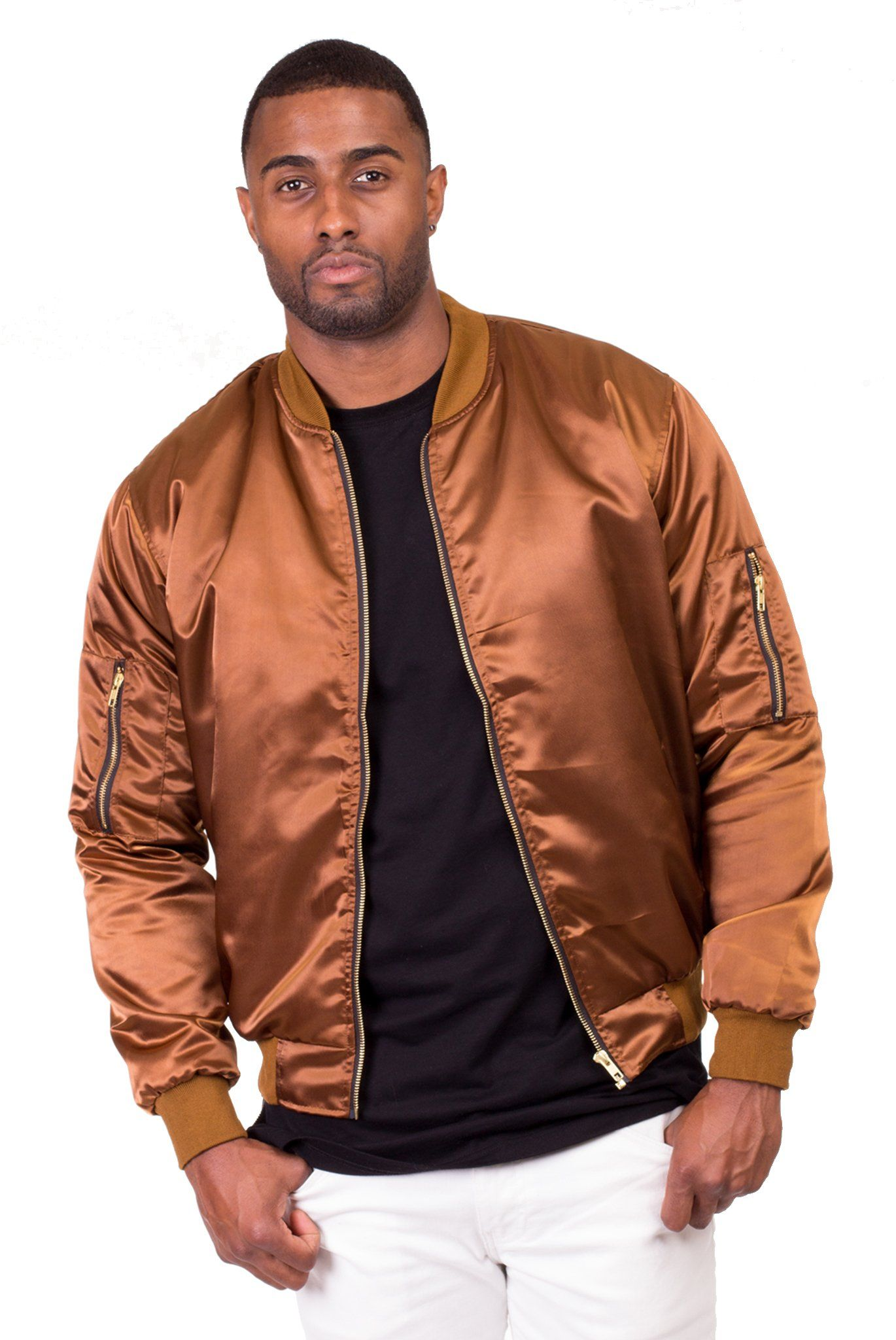 LIMITED EDITION FREEPORT BOMBER JACKET | Poor Little Rich Boy Clothing