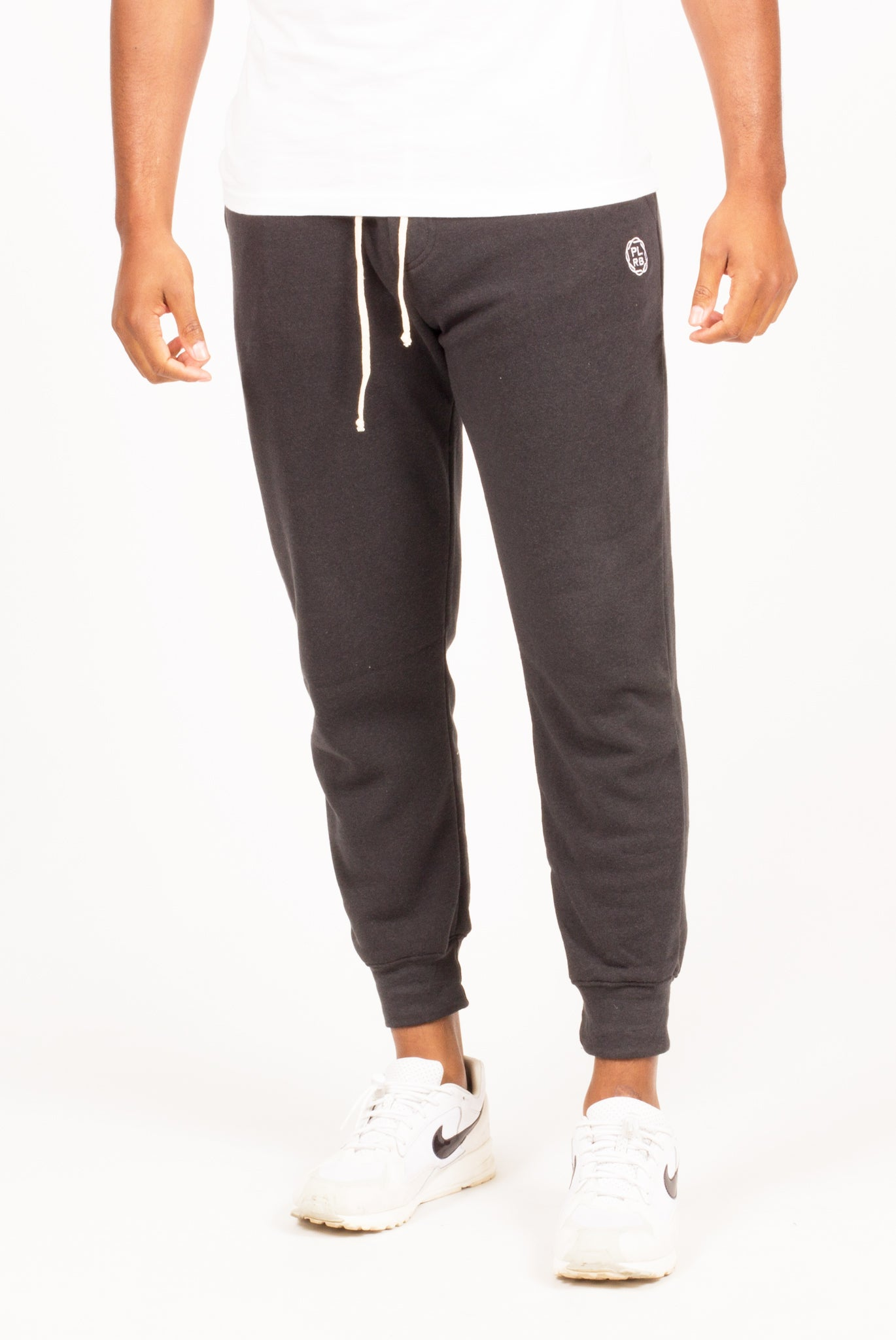 FADED BLACK JOGGERS | Poor Little Rich Boy Clothing