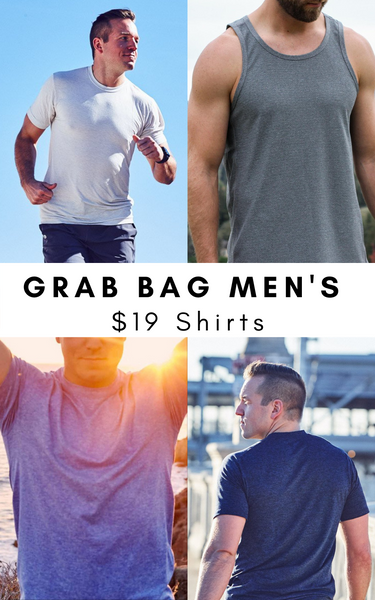 Men's Shirt Grab Bag