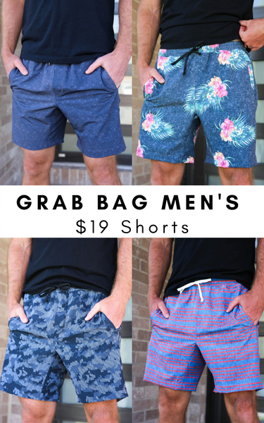 Men's Short Grab Bag