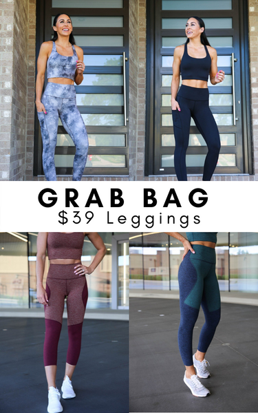 Grab Bag Leggings - All Styles