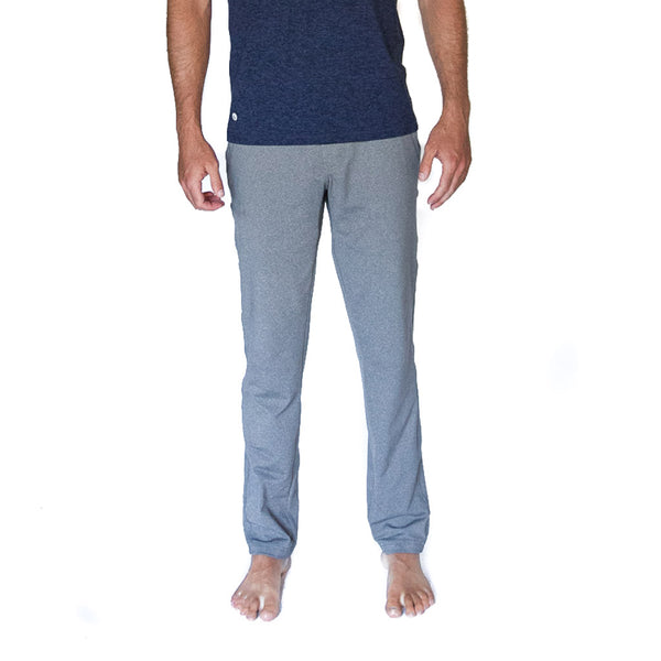 Heather Grey Alpha Pant