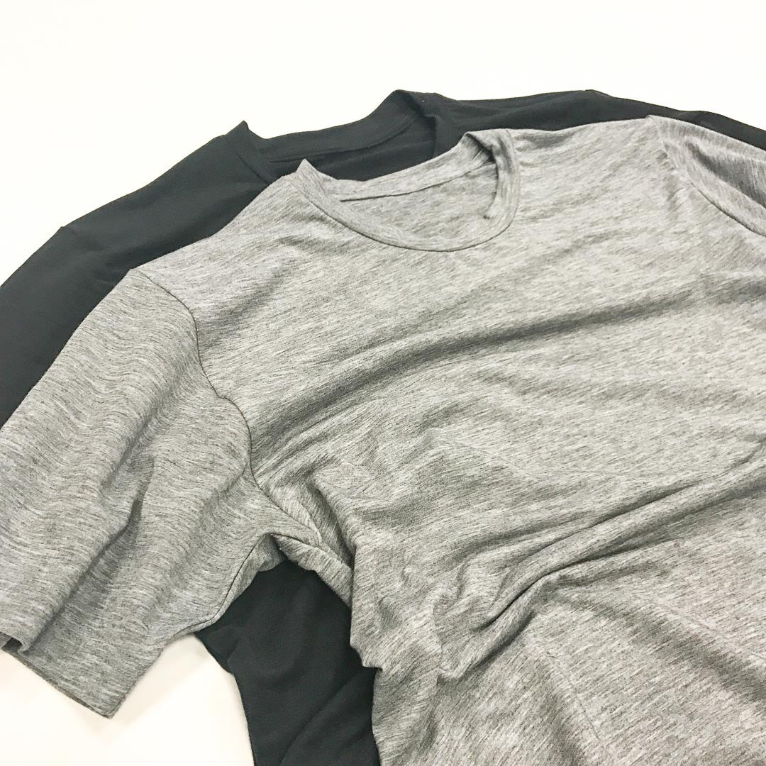 Elevated Tee, Men's, Comfort, Style, Performance, USA Made - $60