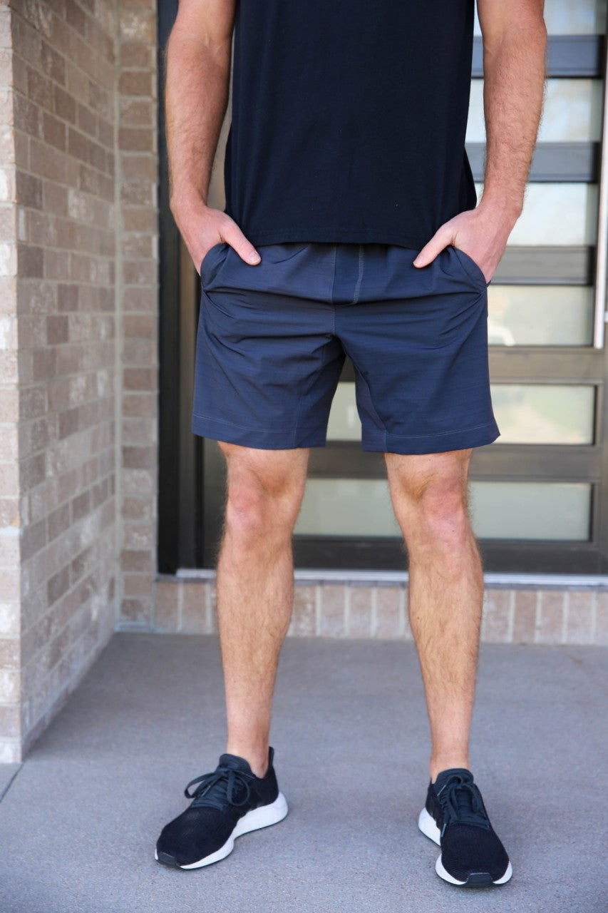 The Zoom Short - Al Carbon
