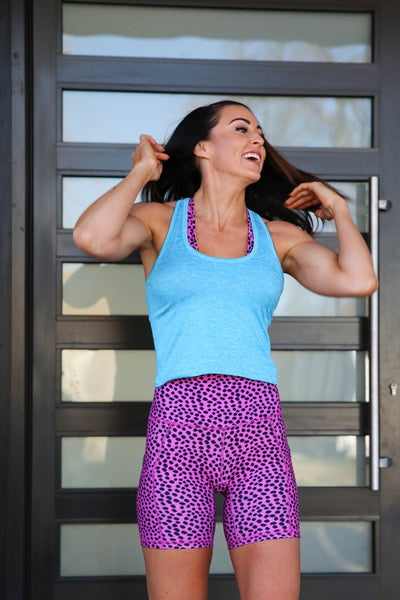 FitMe Crop - Heather Turq,  PaleOMG