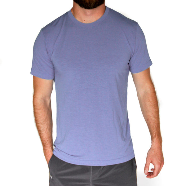 Dark Lavender Elevated Tee