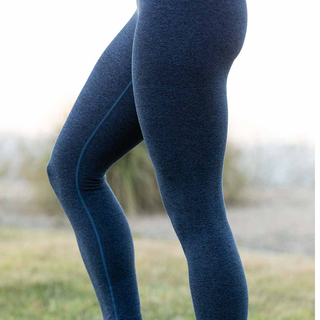 Omni Cloud 7/8 Legging - Iris