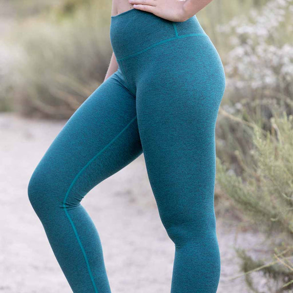 Omni Cloud 7/8 Legging - Deep Ocean