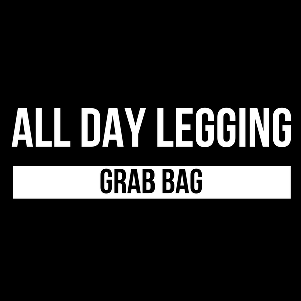 All Day Legging Grab Bag - High Rise w/Side Pockets